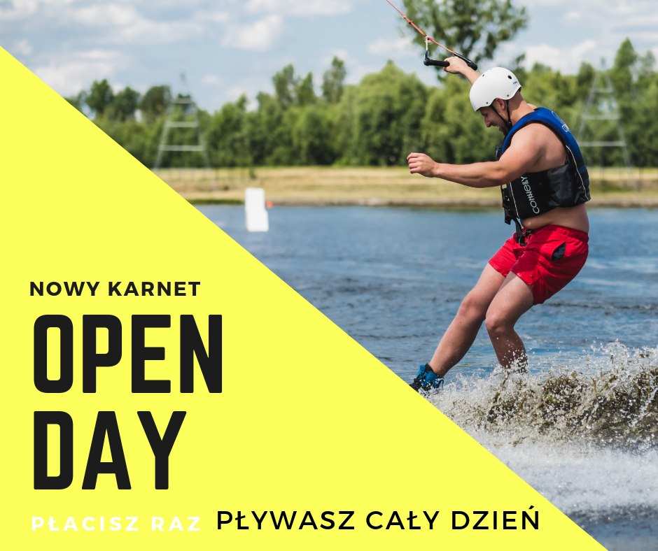 Nowy karnet OPEN DAY