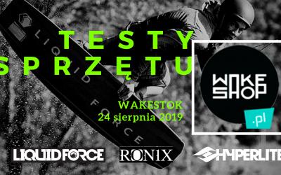 Testy sprzętu z wakeshop.pl