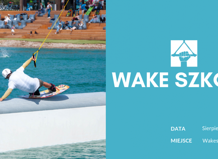 Turbo progres – szkolenie wakeboardowe
